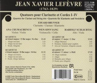 Jean-Xavier Lefèvre (1763-1829) Back13