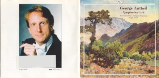 George Carl Johann Antheil (1900-1959) Bookle10