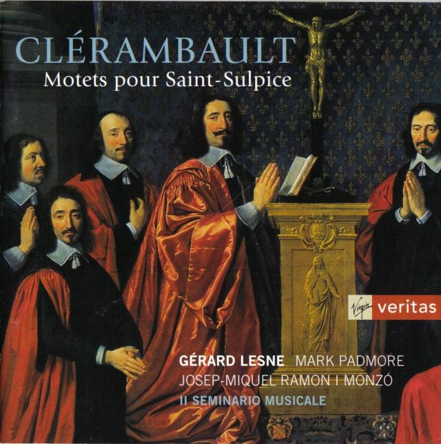 Louis-Nicolas Clerambault (1676-1749) Front10