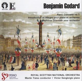 Benjamin Godard (1849-1895) Front19