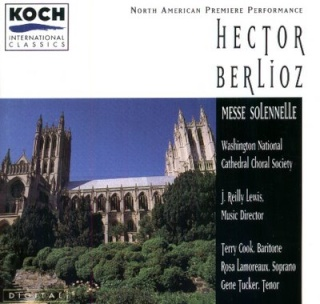 Berlioz : Messe solennelle Front41