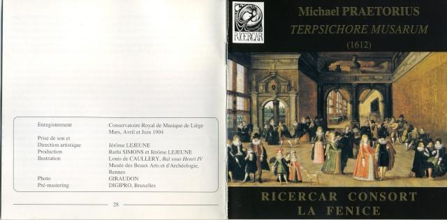 Michael Prætorius (Praetorius) 1571-1621 Scan0011