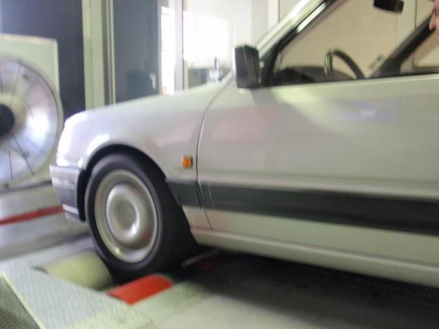 judi et sa 205 turbo P4080112