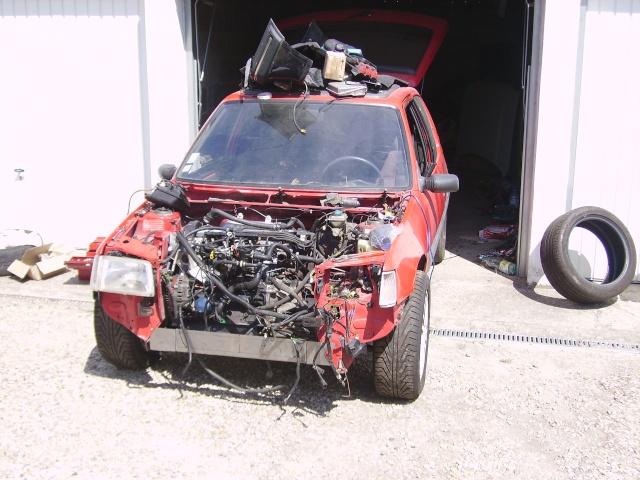 judi et sa 205 turbo Pict0510