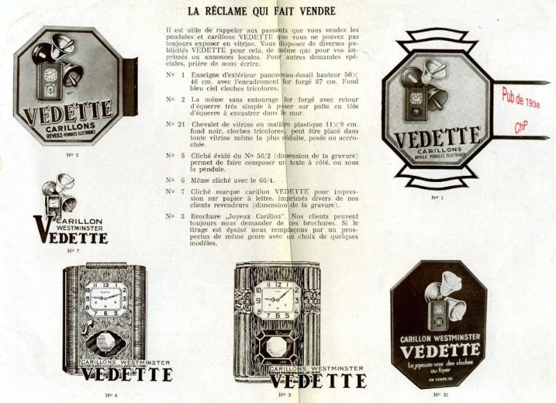 Plaques émaillées Vedett11