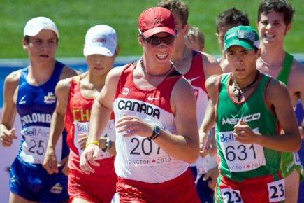 un marcheur canadien Bruno Carrière Bruno-10