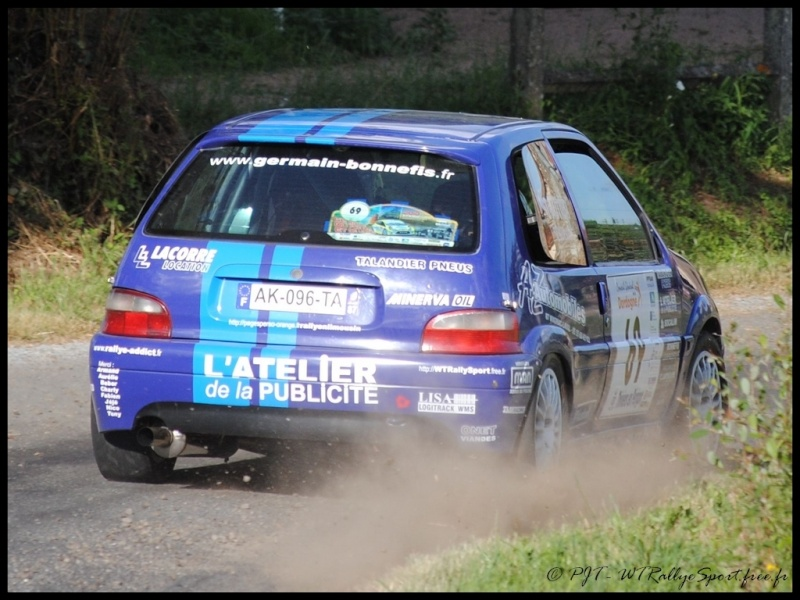 Laurent SURVILLE / Alexandra GRAND - CITROEN Saxo A6 Wtrs-t36