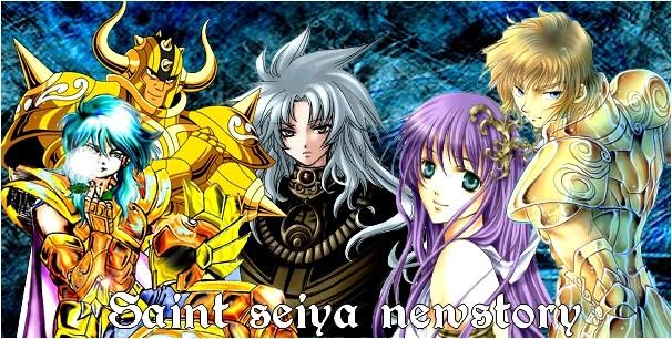 Saint Seiya Newstory