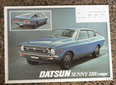 TOPIC OFFICIEL DATSUN 120Y B210 [SUNNY] 53e7_110