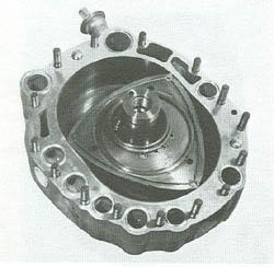 fonctionnement du moteur Wankel C16-ro10