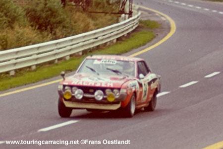 Vantage compétition de nos autos Japonaises préférées Spa24h12