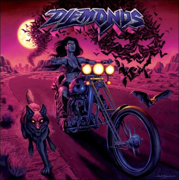 DIEMONDS Diemon10