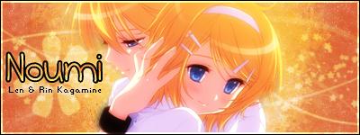 La galewie de Noumi ! n_n Len__r10