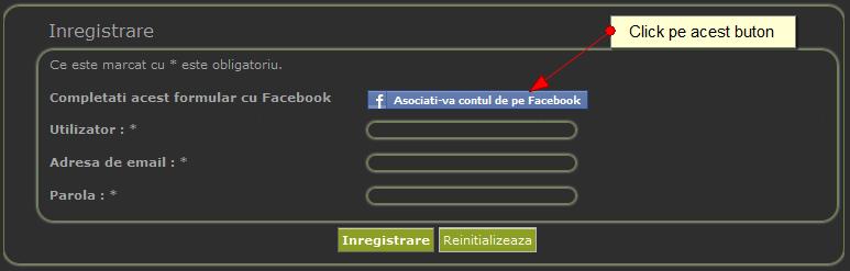 Facebook Connect Facebo24