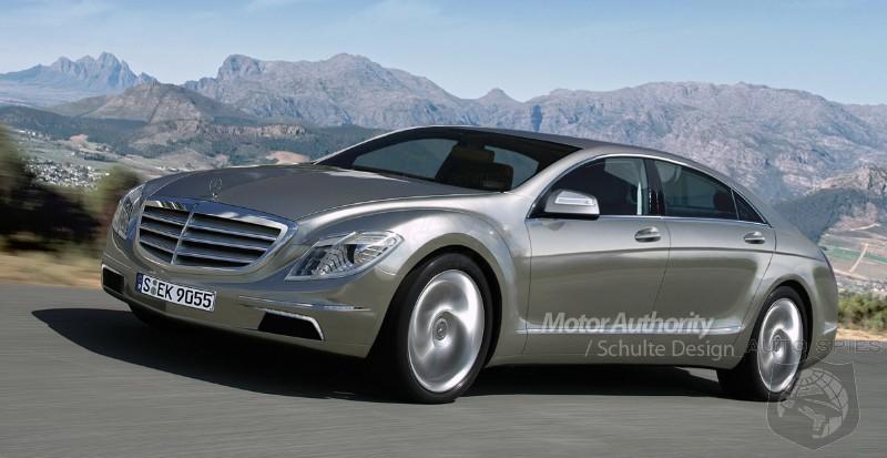2013 - [Mercedes] Classe S [W222] 20122010