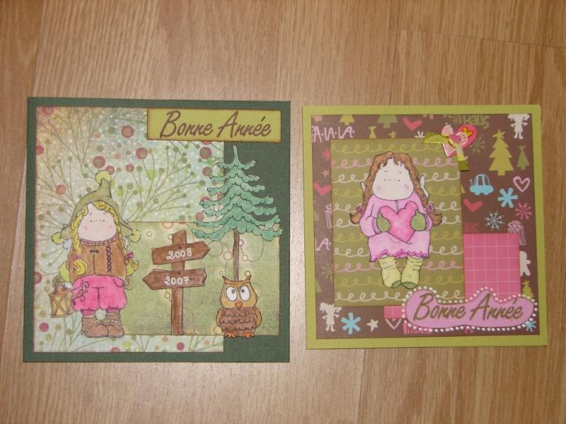 17 janvier - cartes Bonne Année 00410