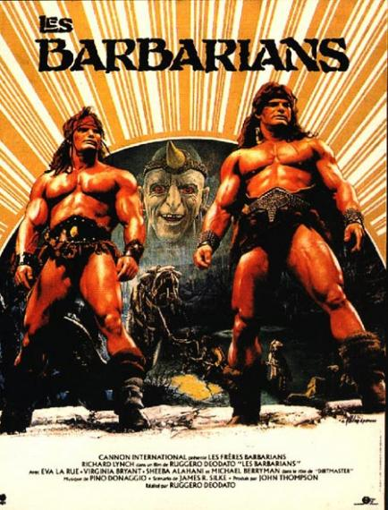 David et peter PAUL (les barbarians) Klaatu10