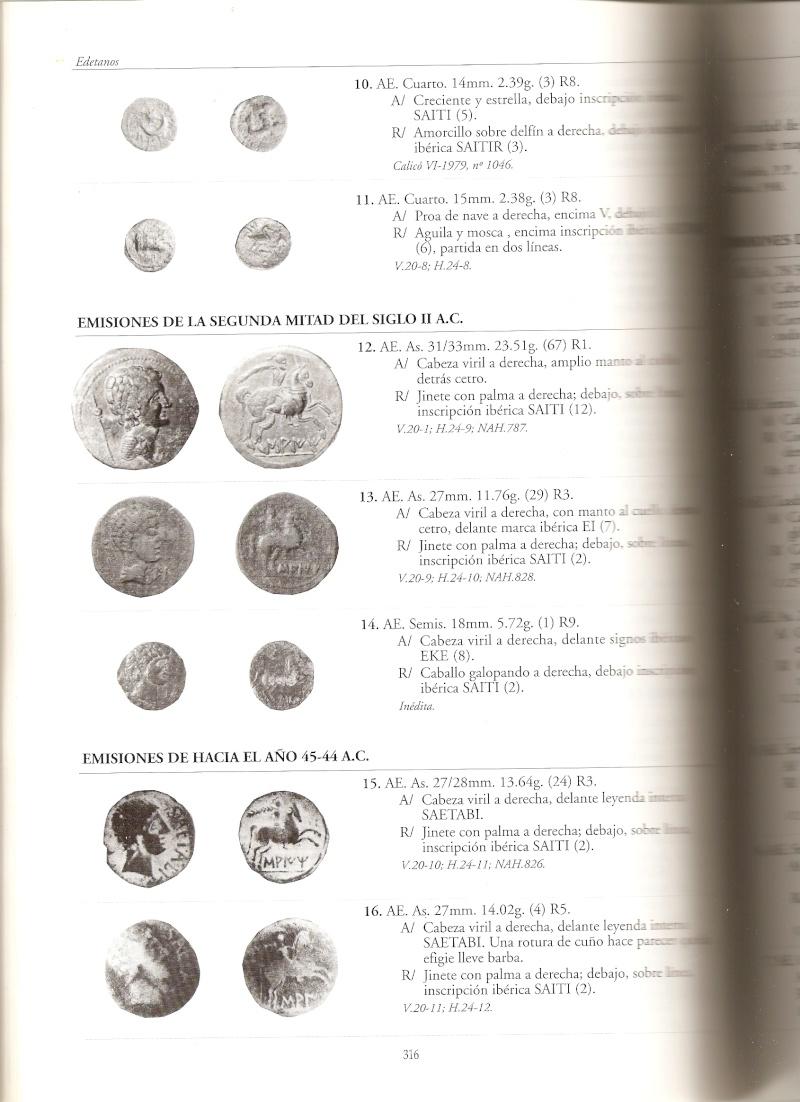 Variantes de monedas de Saiti Escane27