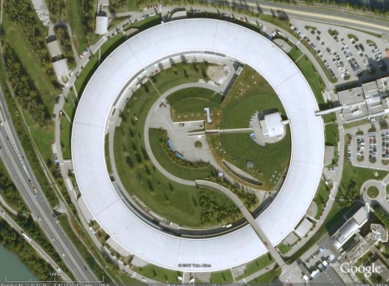 Synchrotron de Grenoble, Isère -  France Grenob10