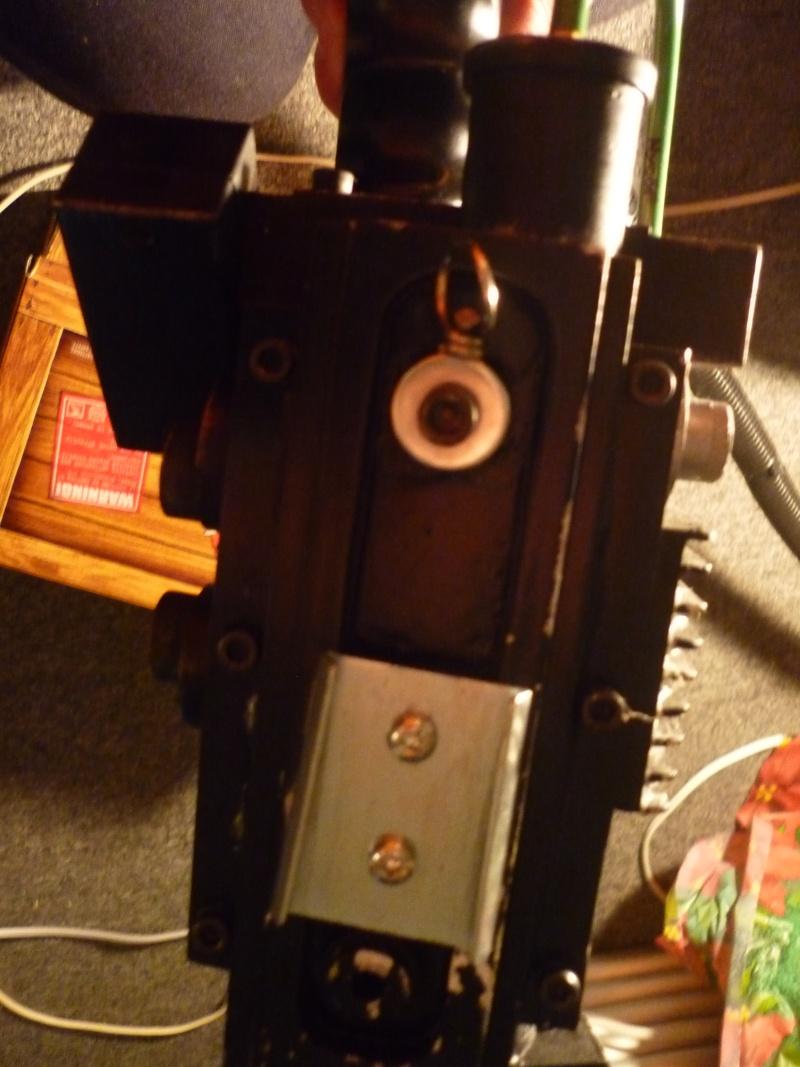 particle thrower de chez MMM  et mon proton pack... 75-80% accurate Dr.Dan P1060023