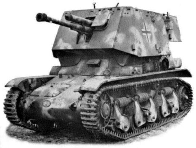 blindés allemands pendant les combats de Brest ? 47_cm_10