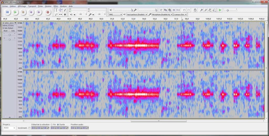 Detection des météores 20120811