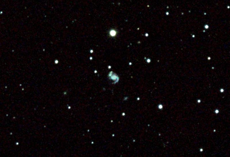 ngc6131, galaxie dans la couronne boréale Ngc61310