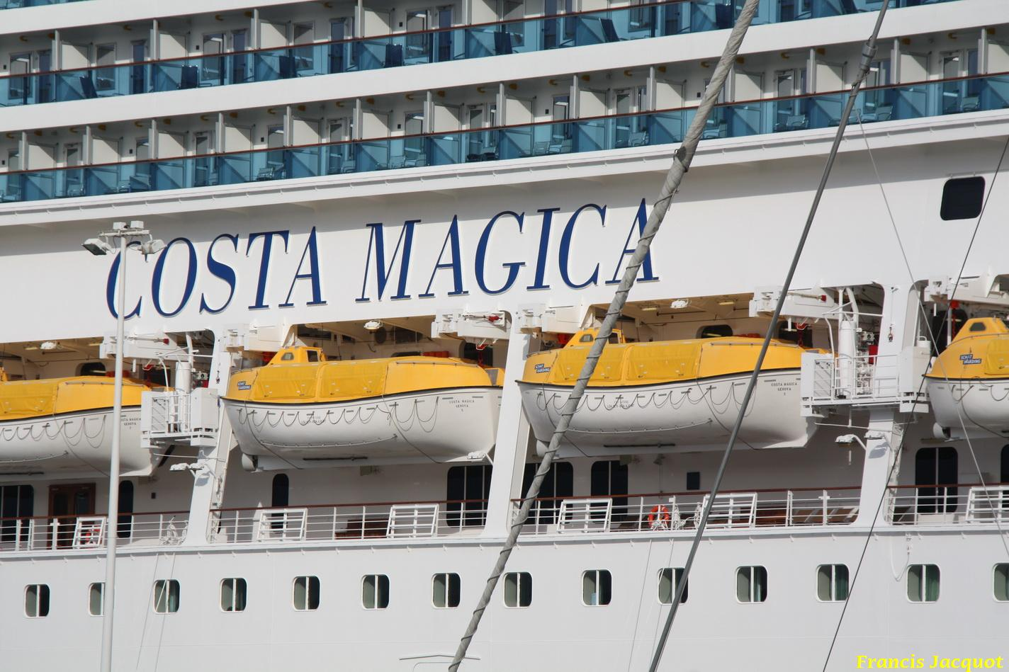 Le Costa Magica en escale à La Seyne sur Mer 0910