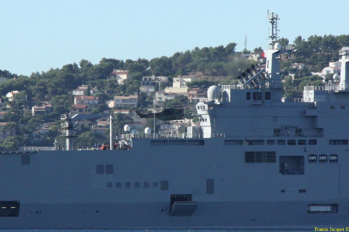 [LES PORTS MILITAIRES DE MÉTROPOLE] Mouvements de Bâtiments dans la rade de Toulon - Page 2 0916