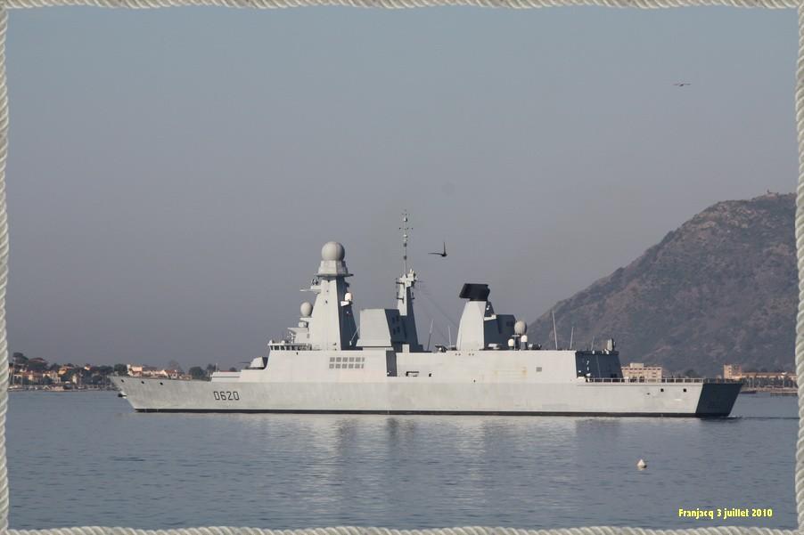 FORBIN  D620 (fregate) - Page 8 313