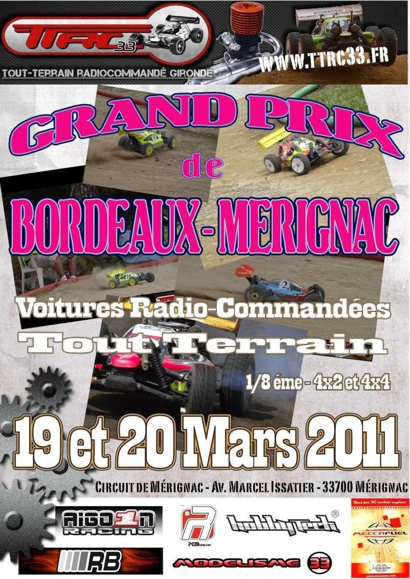 Grand Prix de Bordeaux-Mérignac avec une catégorie Brushless Ttrc3314