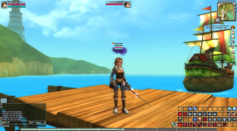 FLORENSIA : Nouveau MMORPG Gratuit Screen11