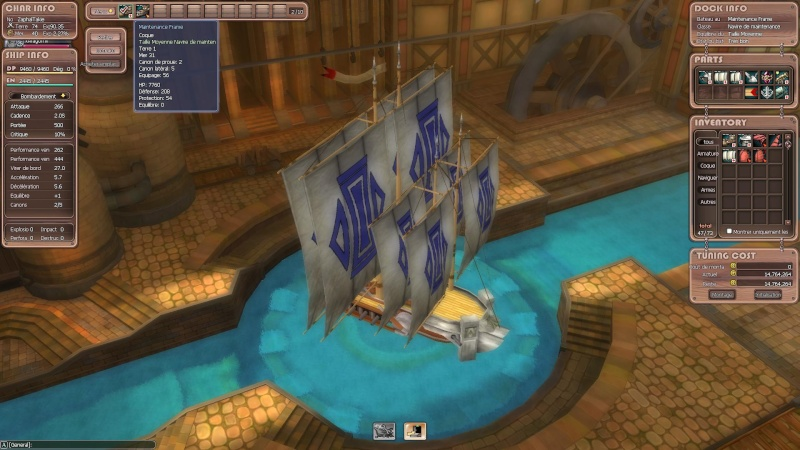 FLORENSIA : Nouveau MMORPG Gratuit Screen14