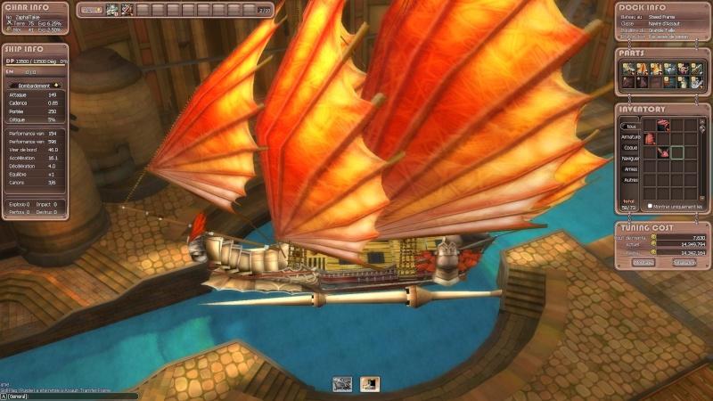 FLORENSIA : Nouveau MMORPG Gratuit Screen17