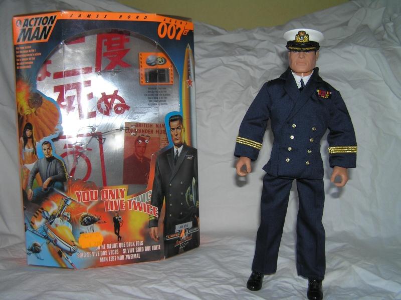 Action Man modernes - James Bond Collection Pb161116
