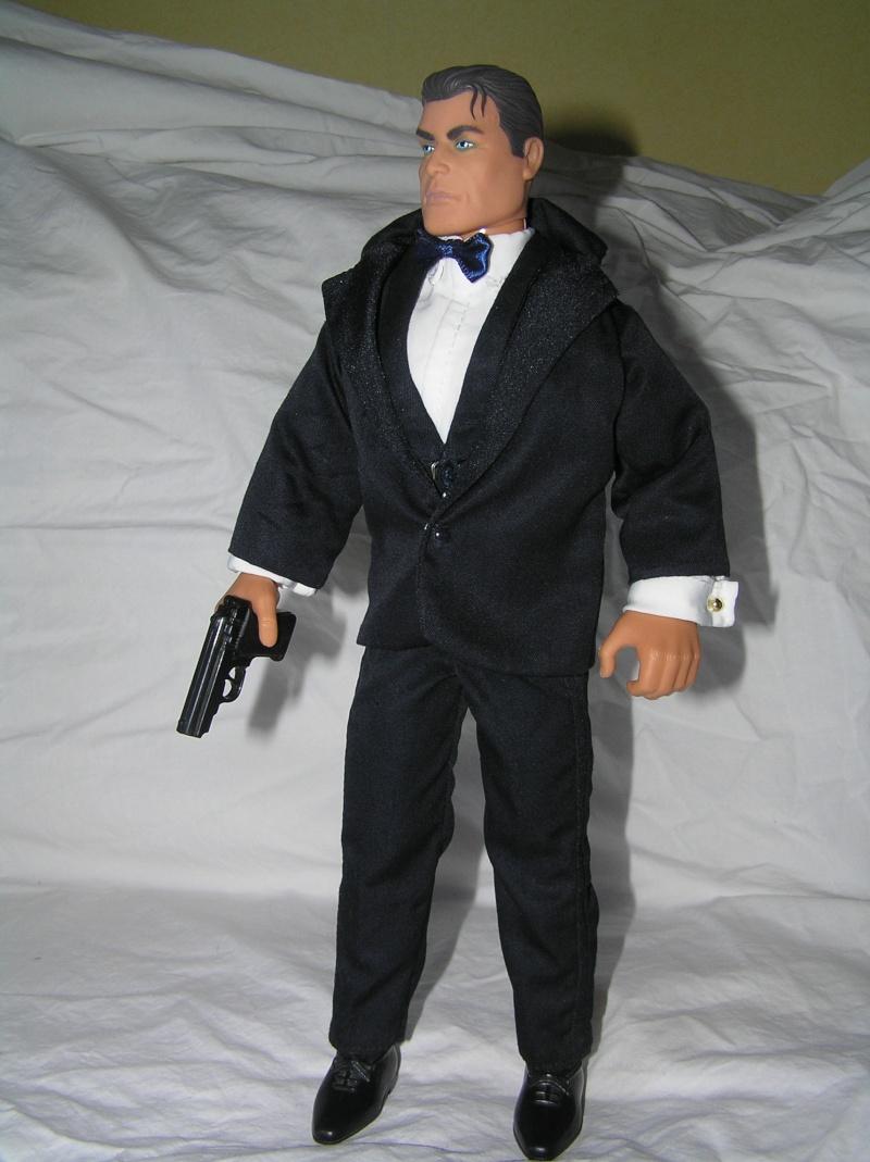 Action Man modernes - James Bond Collection Pb161126