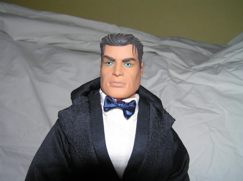 Action Man modernes - James Bond Collection Pb161128