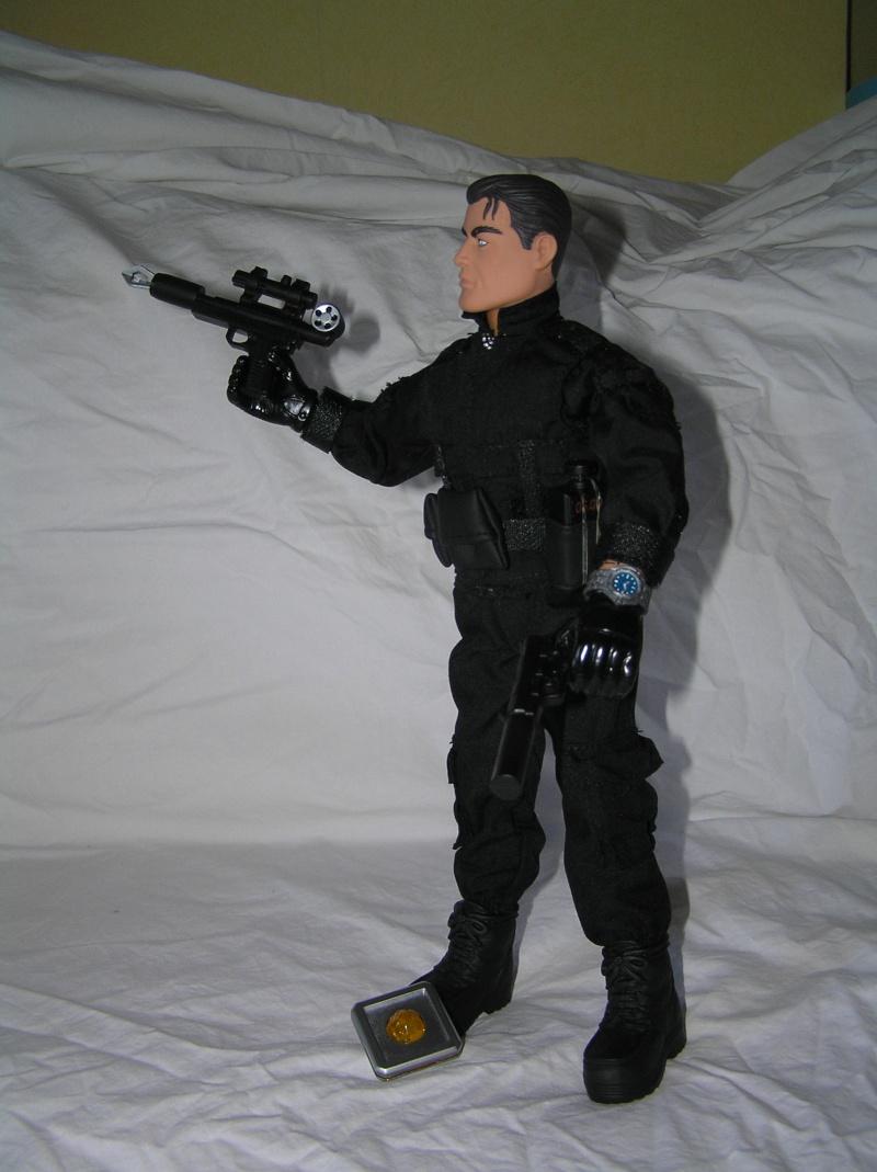 Action Man modernes - James Bond Collection Pb161131