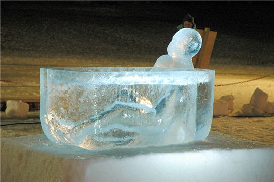 la glace 5545610