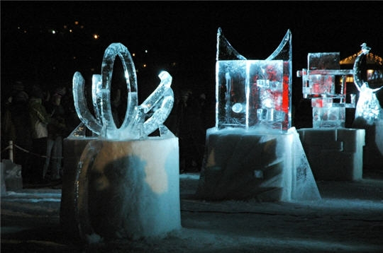 la glace 5546410