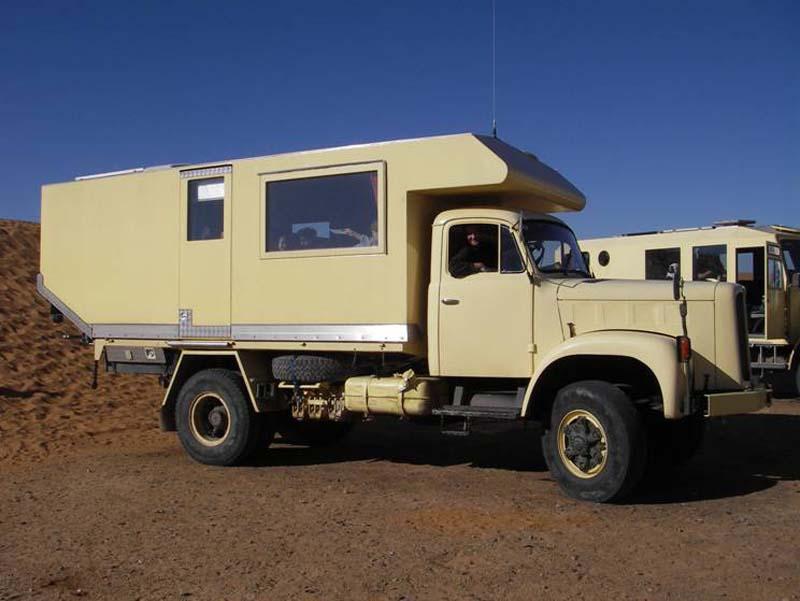 Vente camion Saurer aménagé camping-car Saurer10