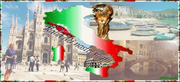 Italia Dei Nostri Sogni