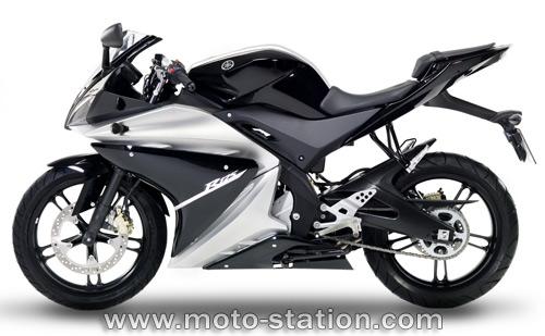 News moto 2008 : Yamaha YZF-R125 Yamaha13