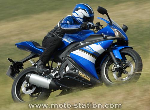 News moto 2008 : Yamaha YZF-R125 Yamaha14