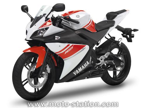 News moto 2008 : Yamaha YZF-R125 Yamaha15