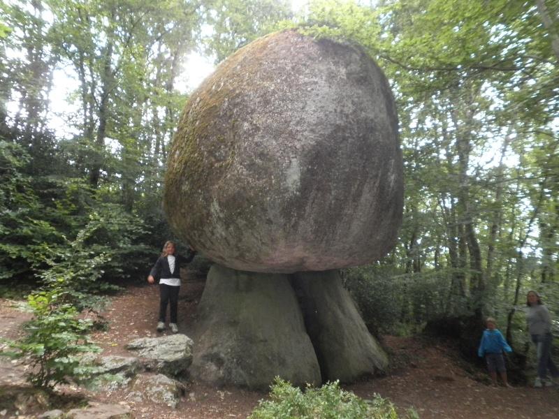 Week-end randonnée et géocaching en Centre Bretagne (forêt du Huelgoat) P8150010