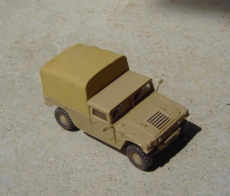 HMMWV (Hummer) 1/72 Revell et Dragon Hmmwv-10