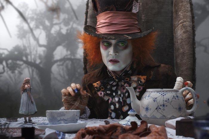 Tasses de thé au cinéma et à la télé Chapel10