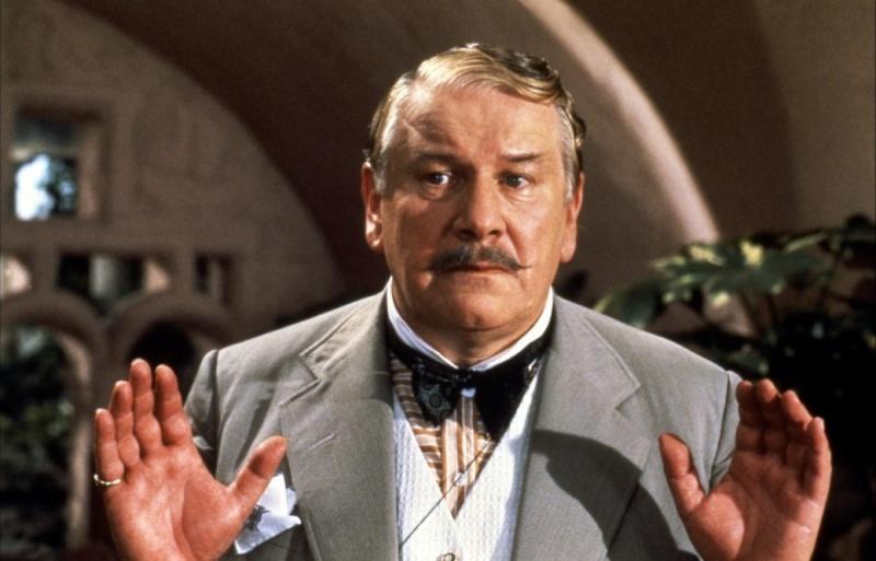 Les romans mettant en scène Hercule Poirot. Hp10