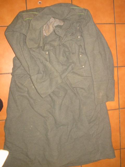 manteau de garde allemand Collec10